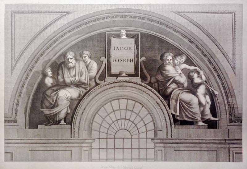 Michelangelo, Jacob and Joseph
