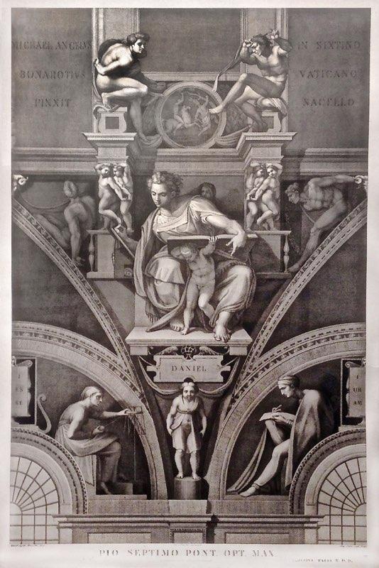 Michelangelo, Daniel