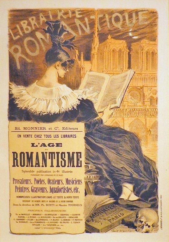 Grasset, Librairie Romantique