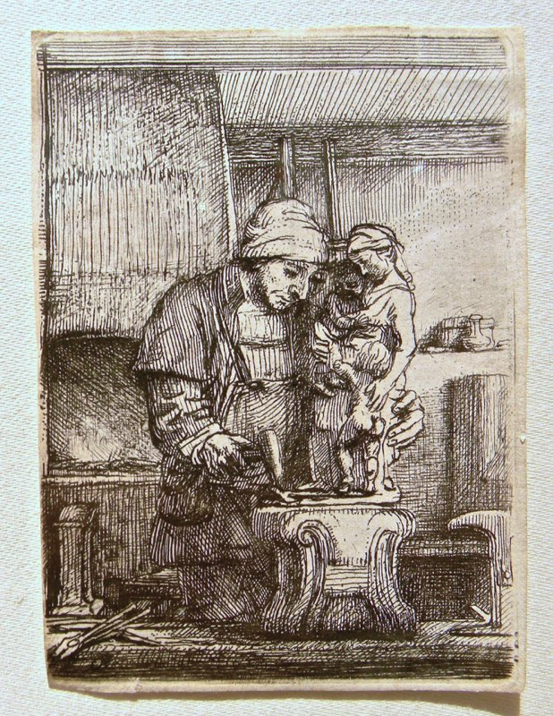 Rembrandt, Goldsmith
