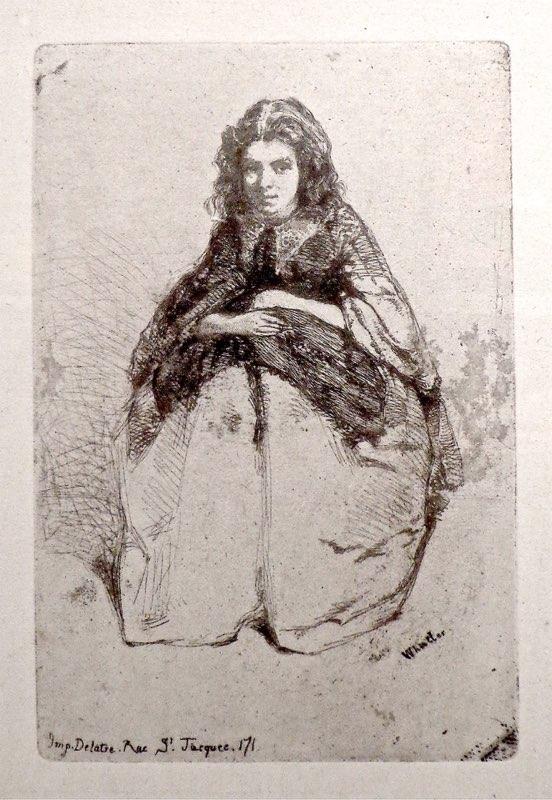 Whistler, Fumette