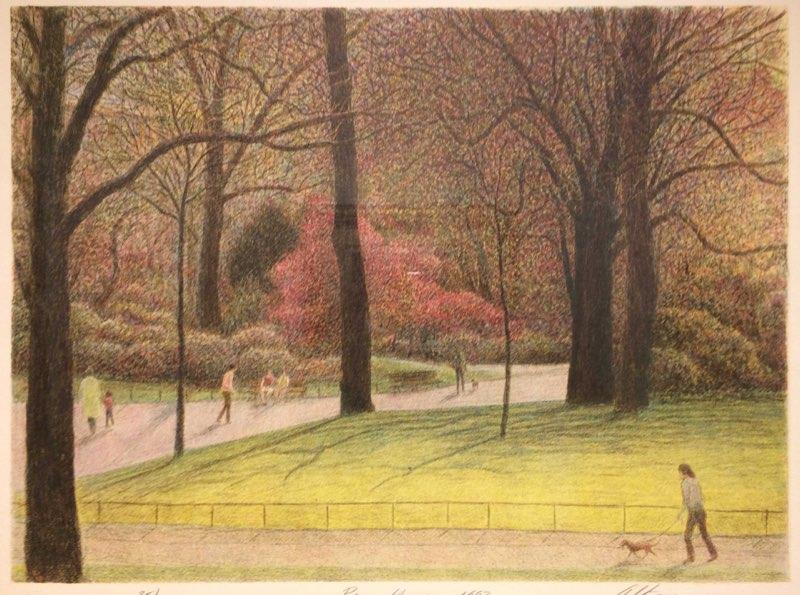 Altman, Park Monceau, 1993