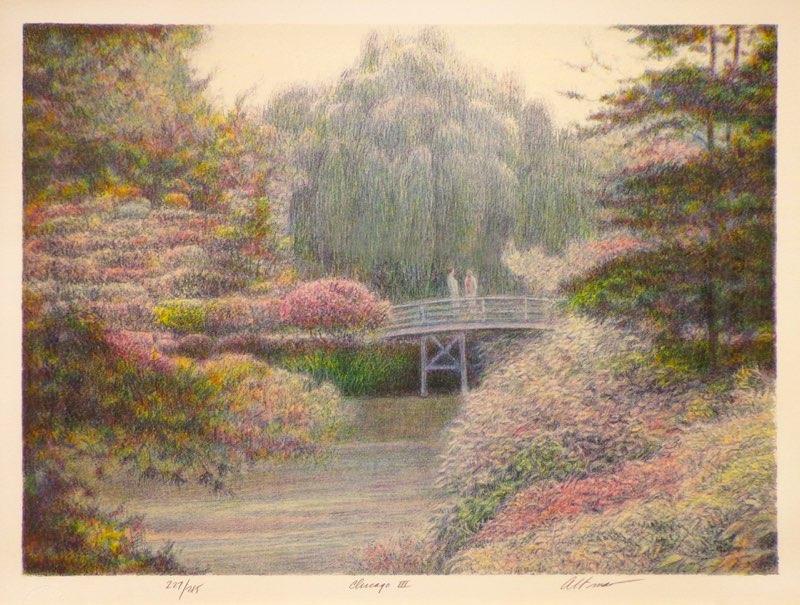 Altman, Chicago Botanic Garden