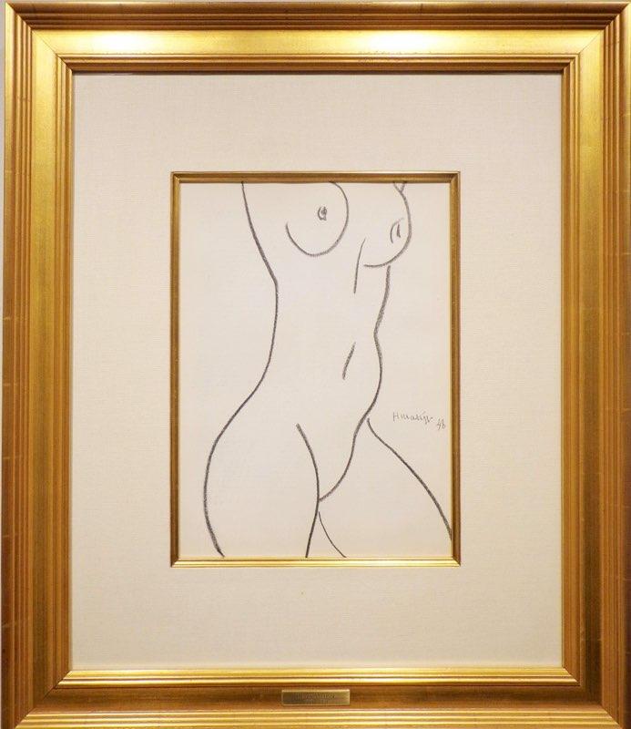 Matisse, Nude