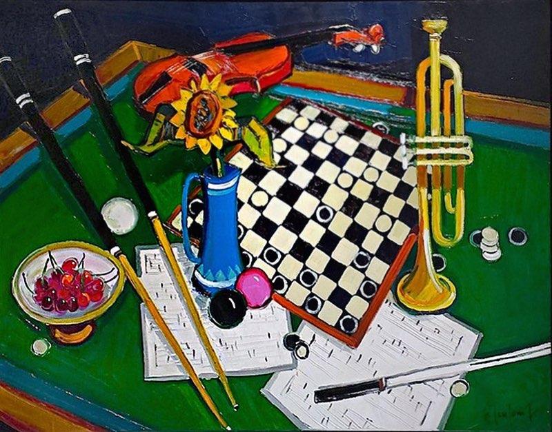 Coulomb, Jeux et Musique