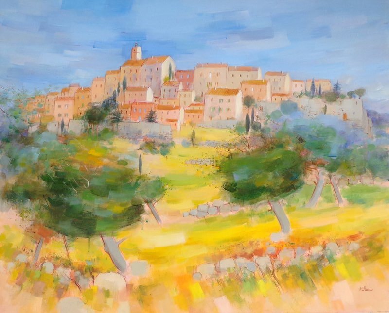 Millan, Un Village en Provence