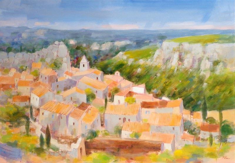 Millan, Les Beaux de Provence