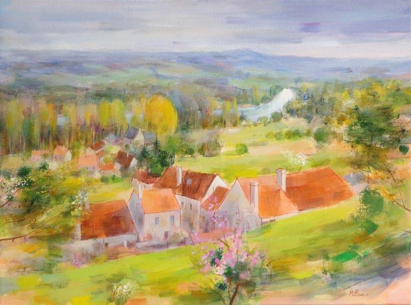 Millan, Le Marne a Mont. St Pere II