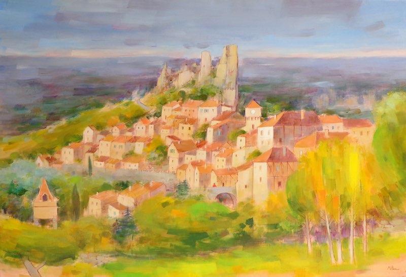 Millan, Automne a Penne Le Chateau