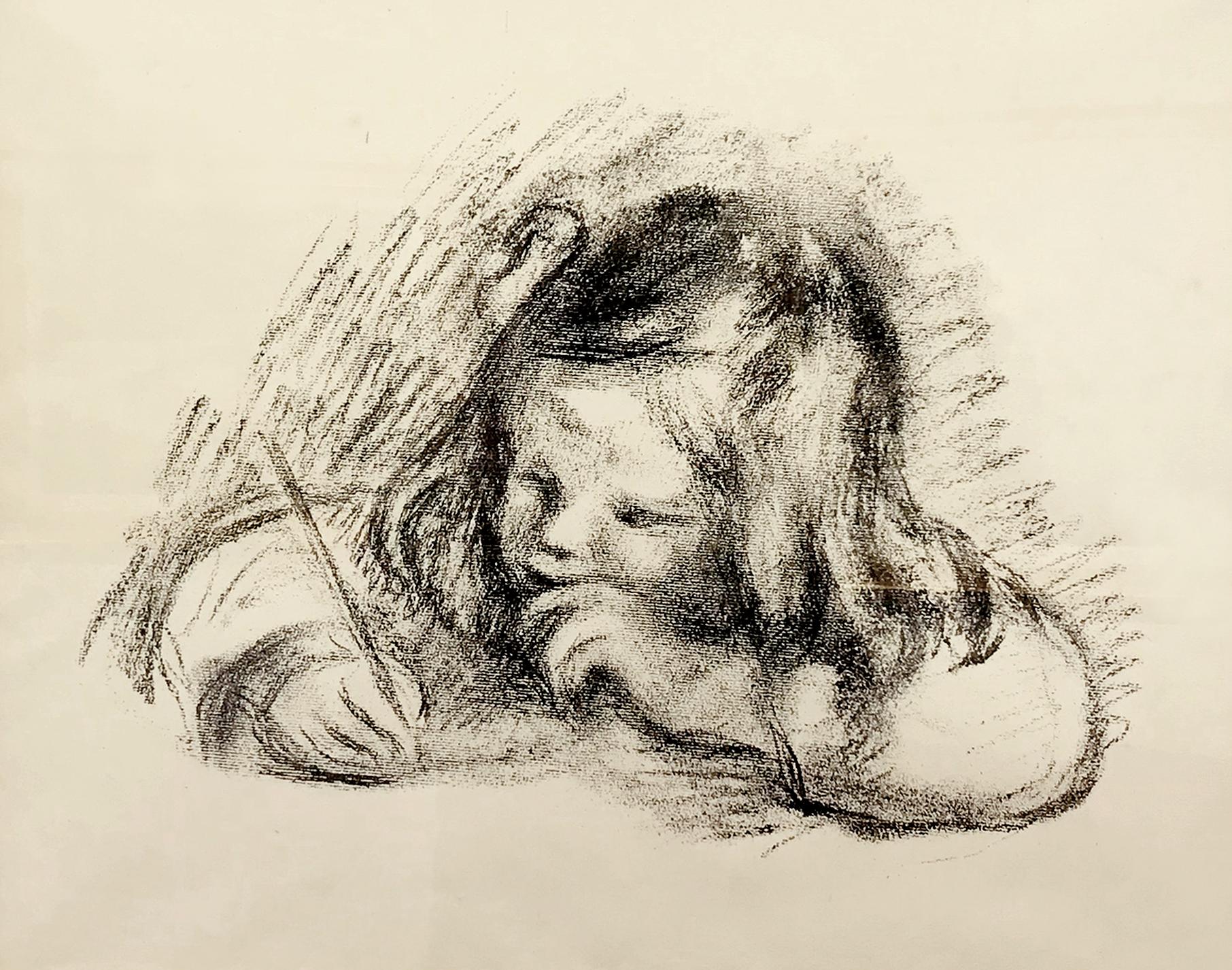 Renoir, Claude Writing