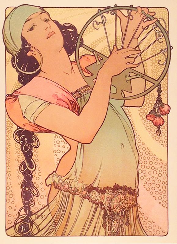 Mucha, Salome