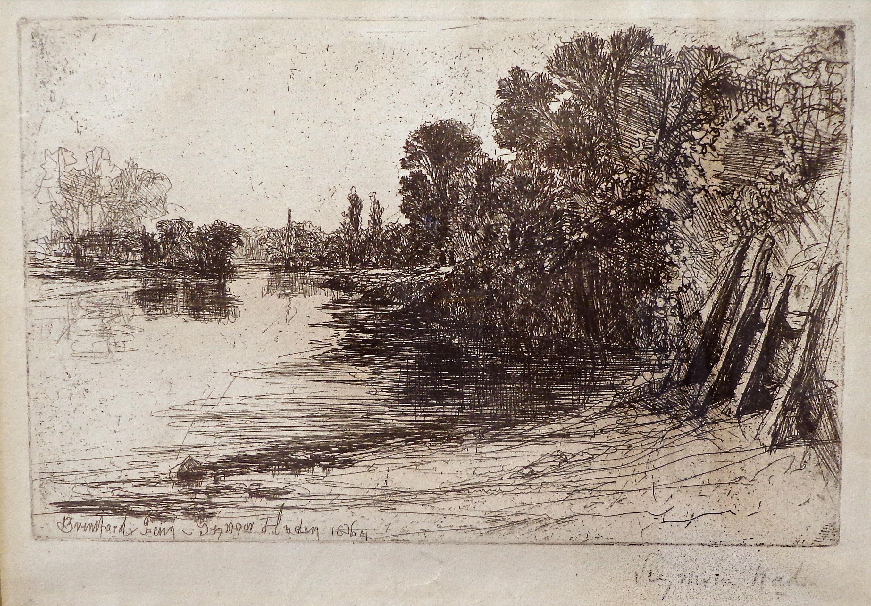 Haden, Brentford Ferry