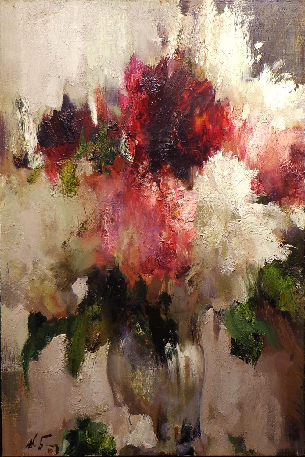 Blokhin, Red and White Roses
