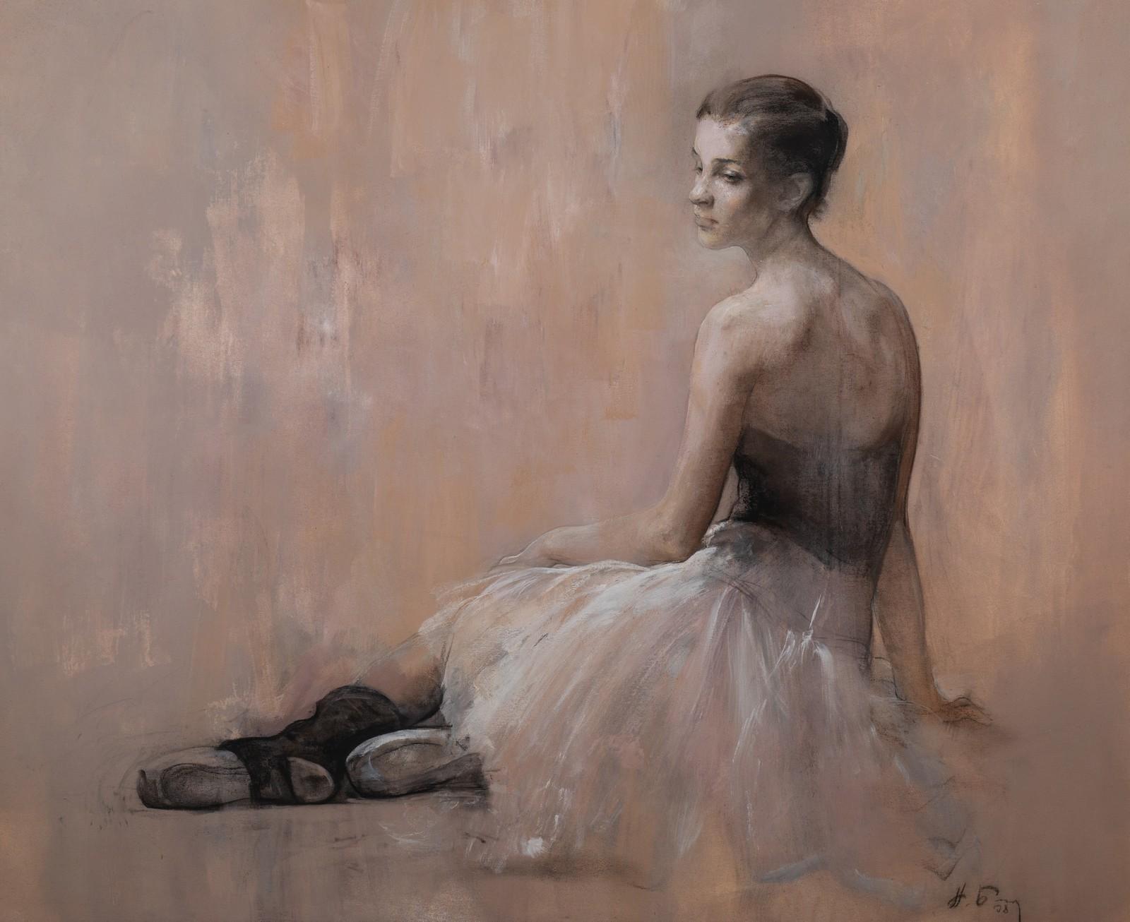 Blokhin, Ballerina Back