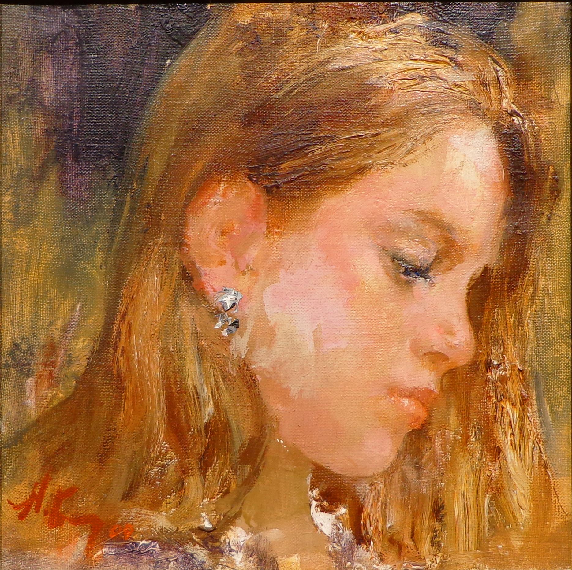 Blokhin, Anna's Portrait