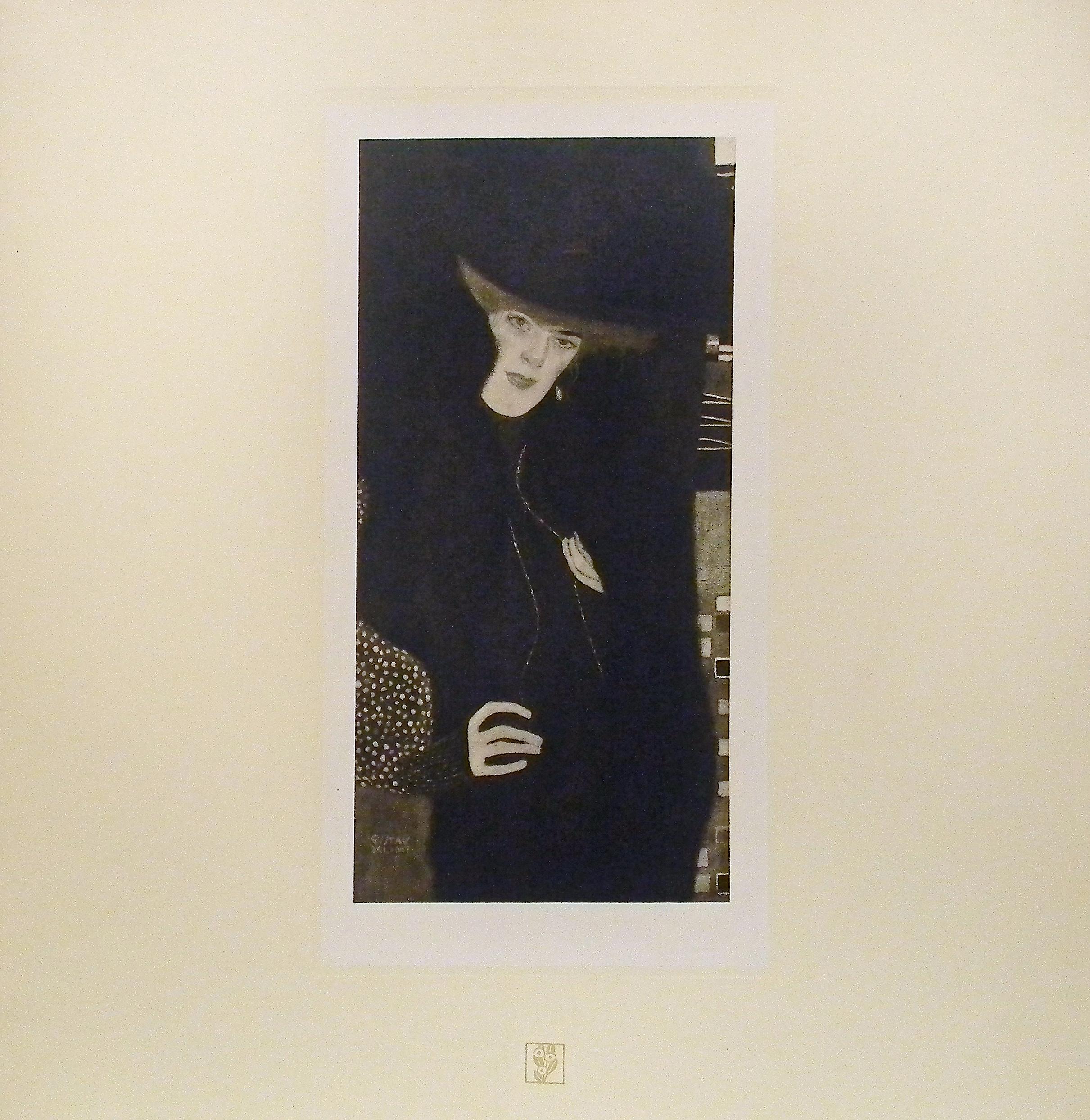 Klimt, Red and Black