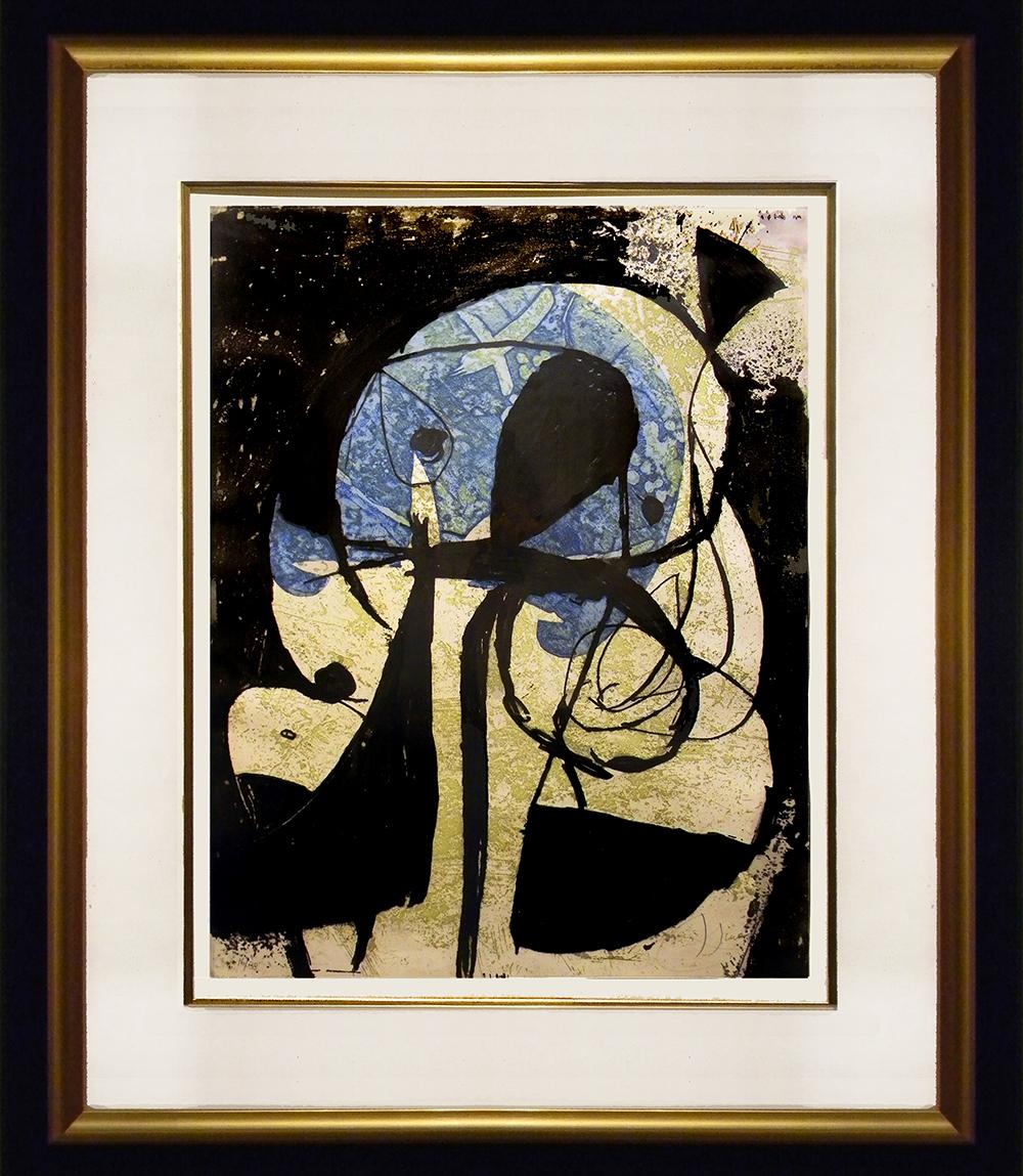 Miró, La Commedia dell'Arte
