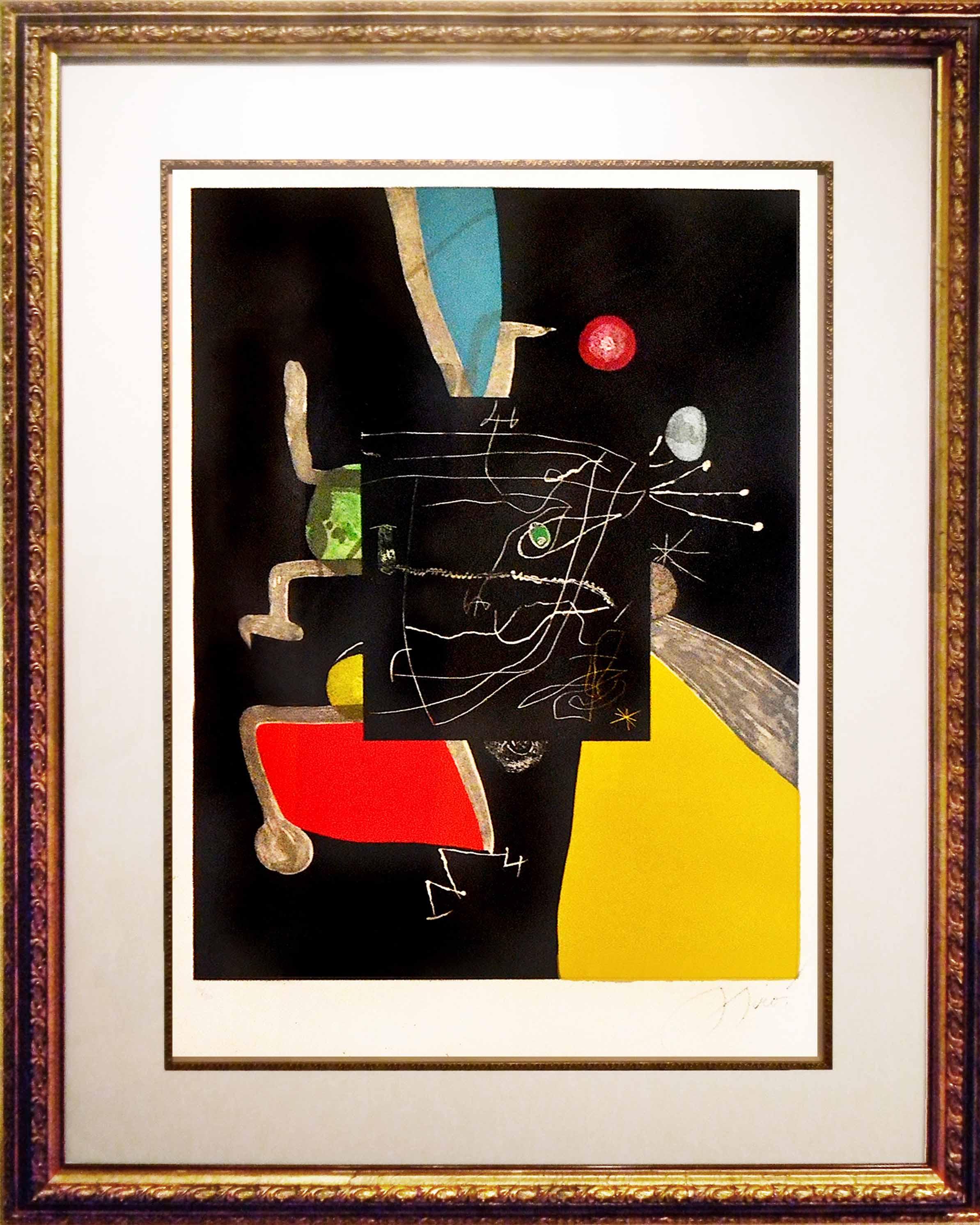 Miró, Book of Six Senses