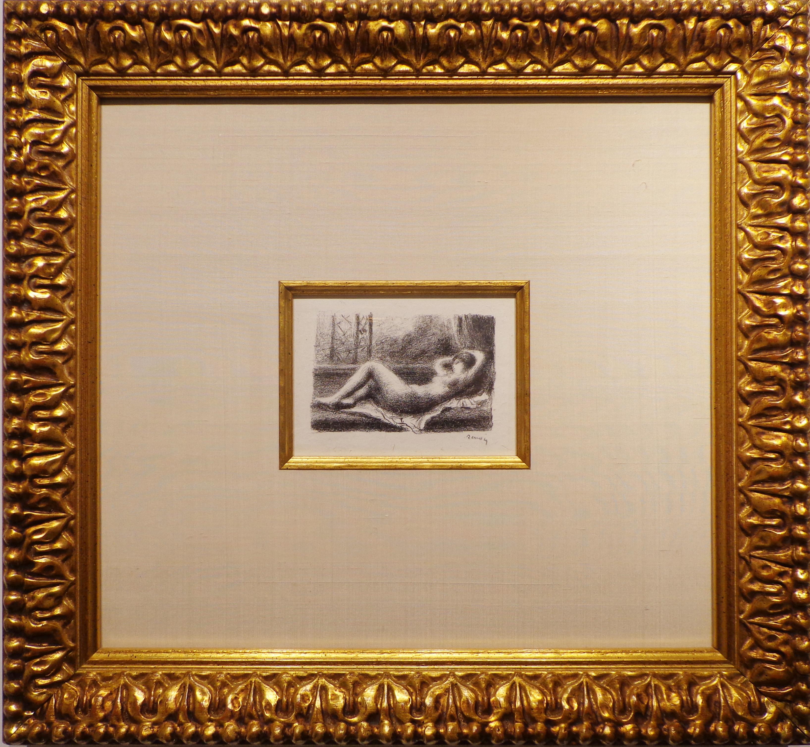 Renoir, Odalisque