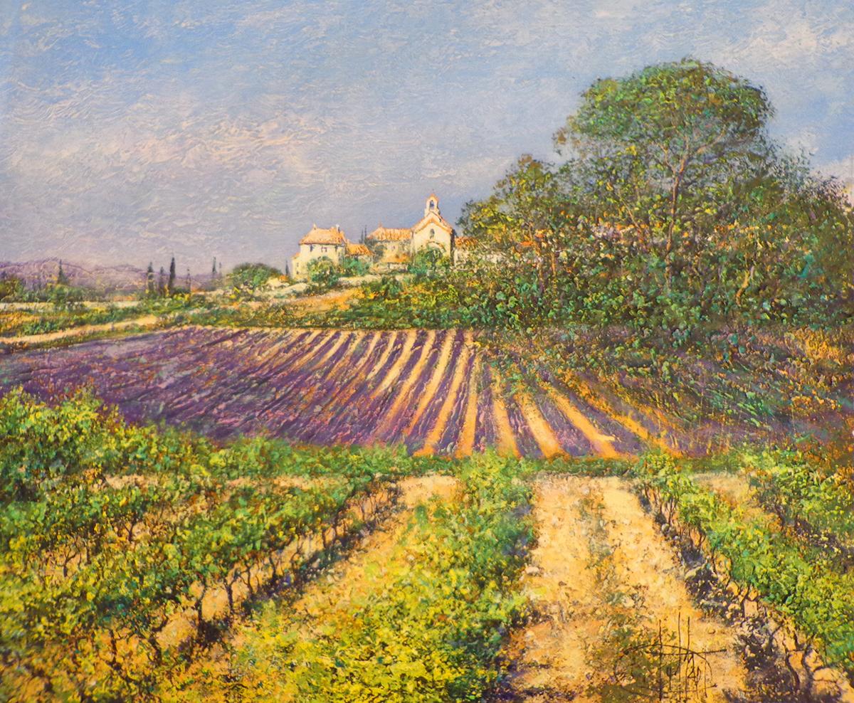Dessapt, Provence