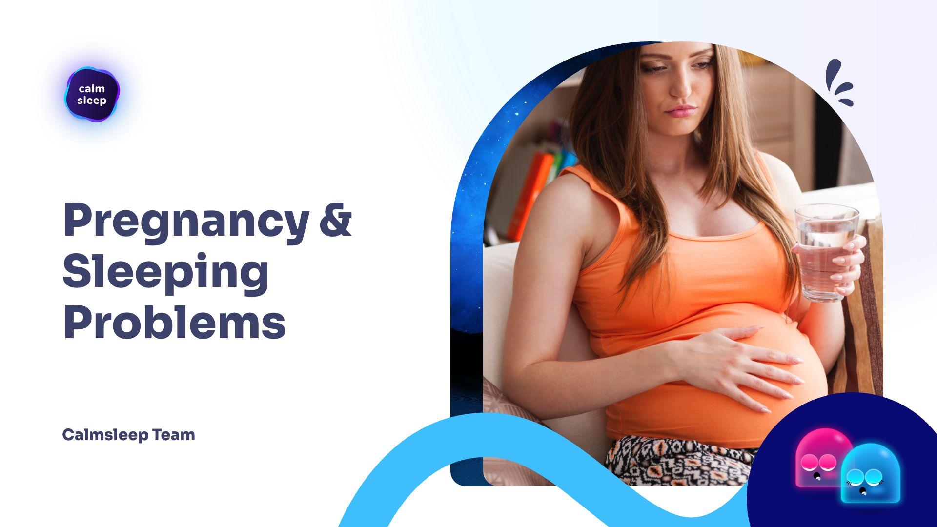 Pregnancy And Sleeping Problems