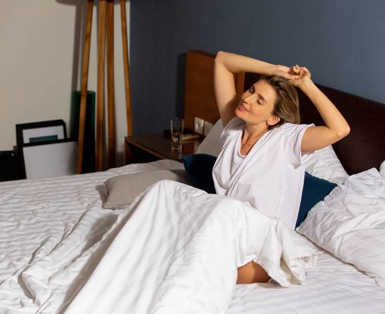 6 Tips To Help You Sleep Better