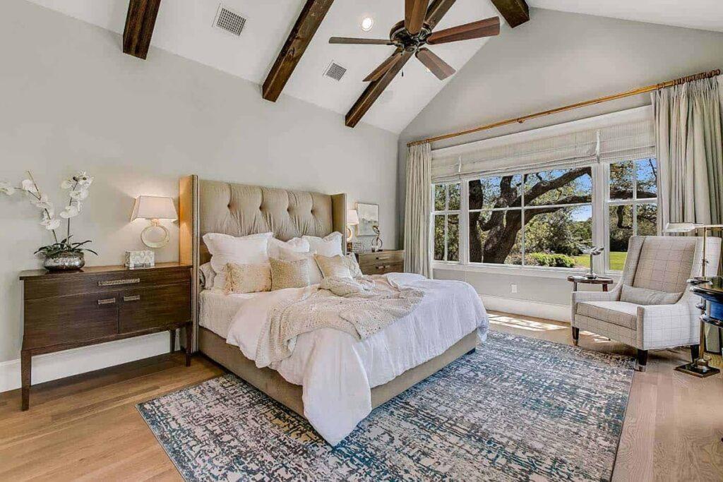 Các món đồ nội thất có kích thước vừa vặn sẽ đảm bảo tính thẩm mỹ cho không gian. Ảnh minh họa