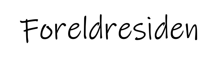 Signatur Foreldresiden