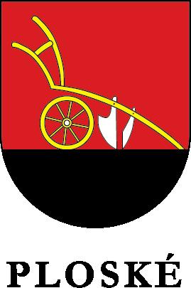 Obec Ploské logo