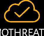 IOTHREAT Logo White