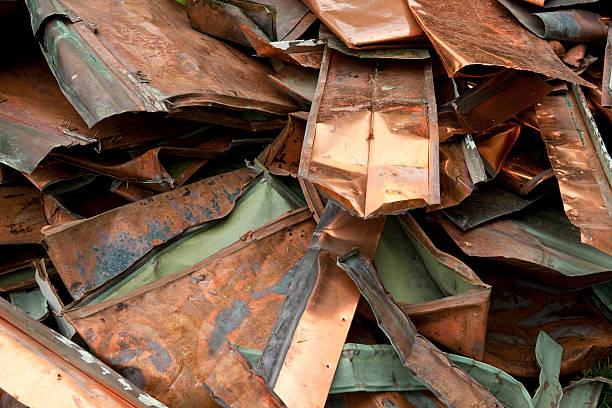 Scrap Copper Sheet