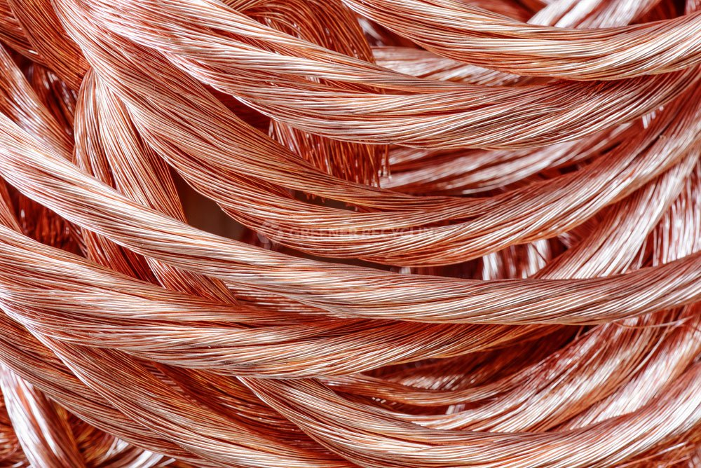 Scrap Copper Bare Bright & Shiny