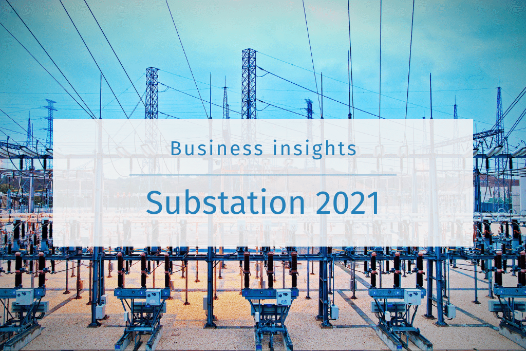 Substation 2021 Business Insights