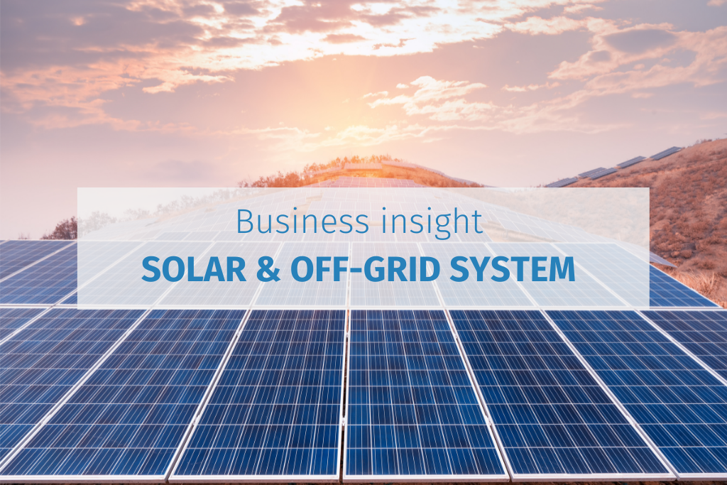 Solar & Off-grid 2021 Business Insights