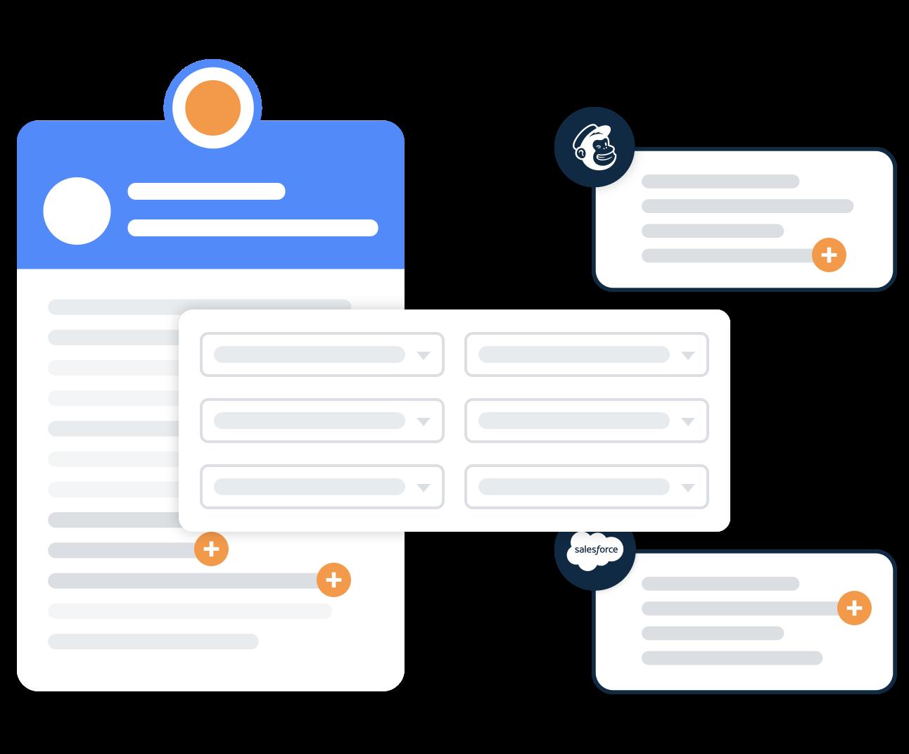 Share Customer Data
