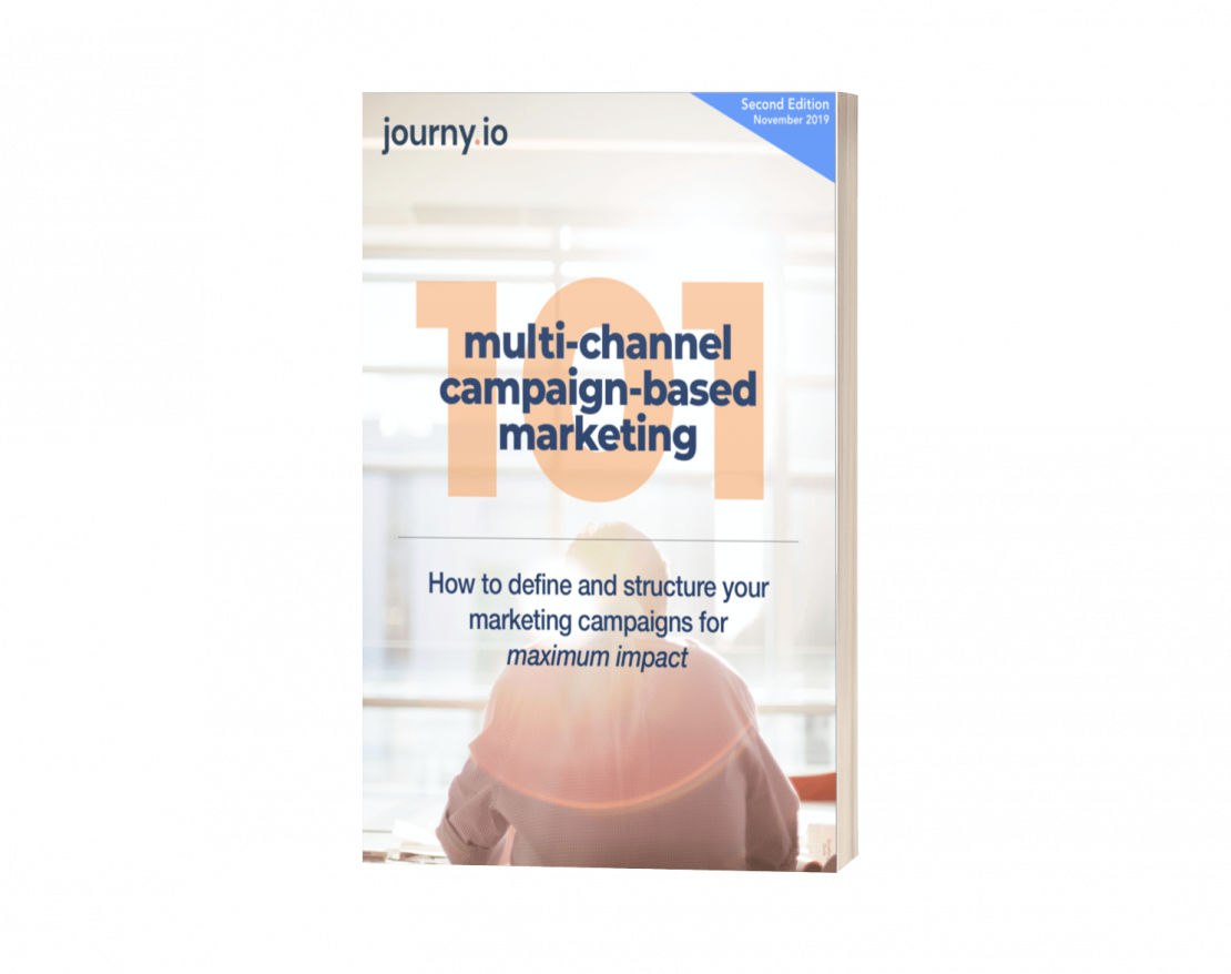Series 101 — multi-channel  campaign-based marketing