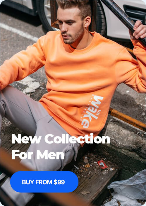 New collection for men