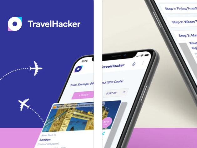 TravelHacker Premium