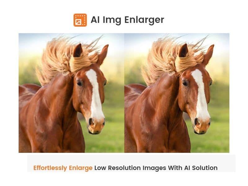 AI Image Enlarger