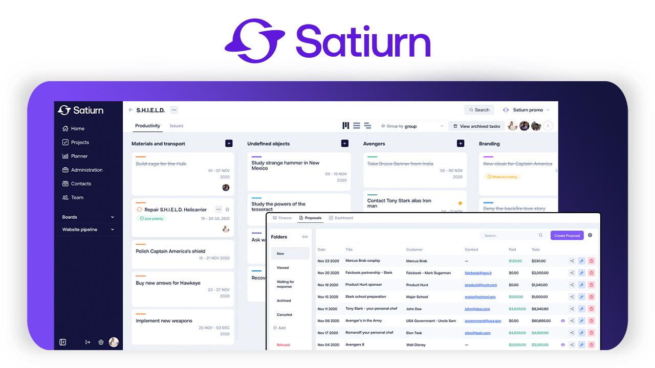 Satiurn