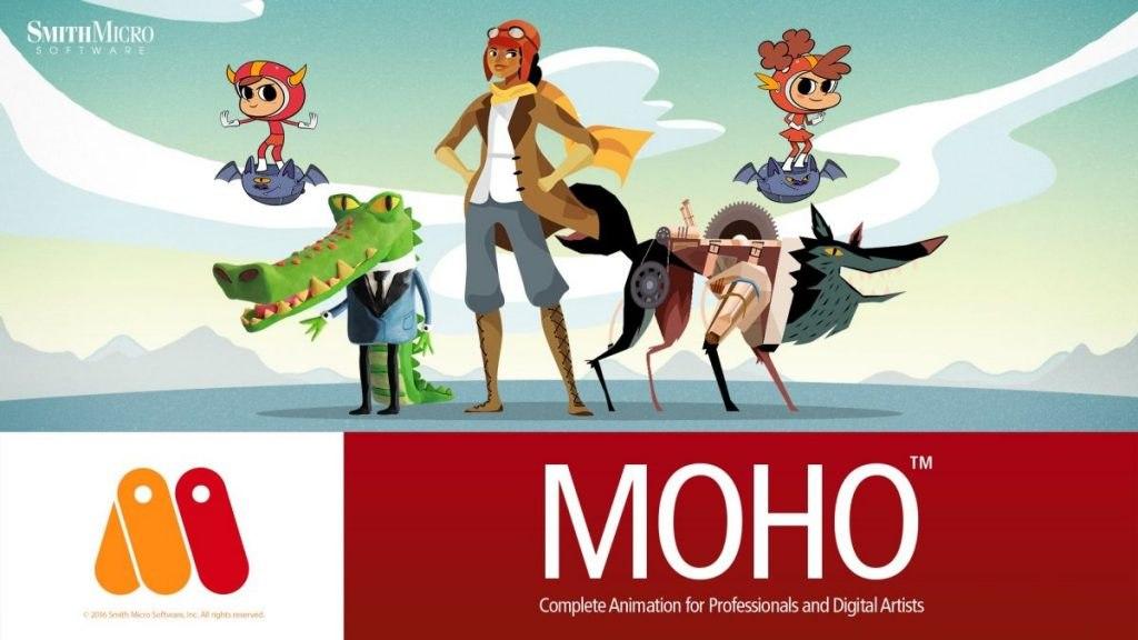 Moho Animation