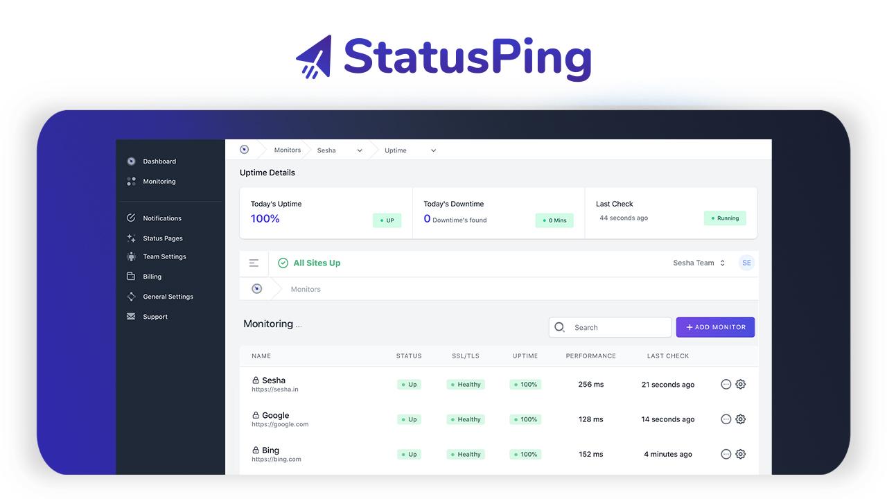 StatusPing