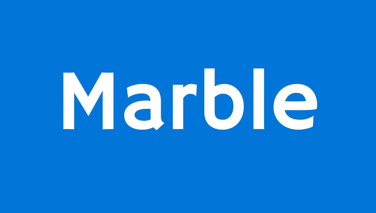 Marble Teams