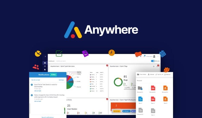 Anywhere App