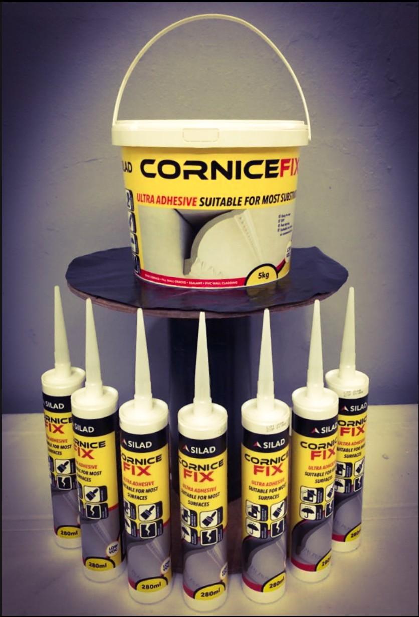 Acrylic Cornice Adhesive