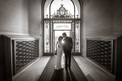 San Francisco City Hall Reopens for Weddings