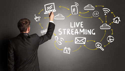 Why livestreaming a wedding is the best option