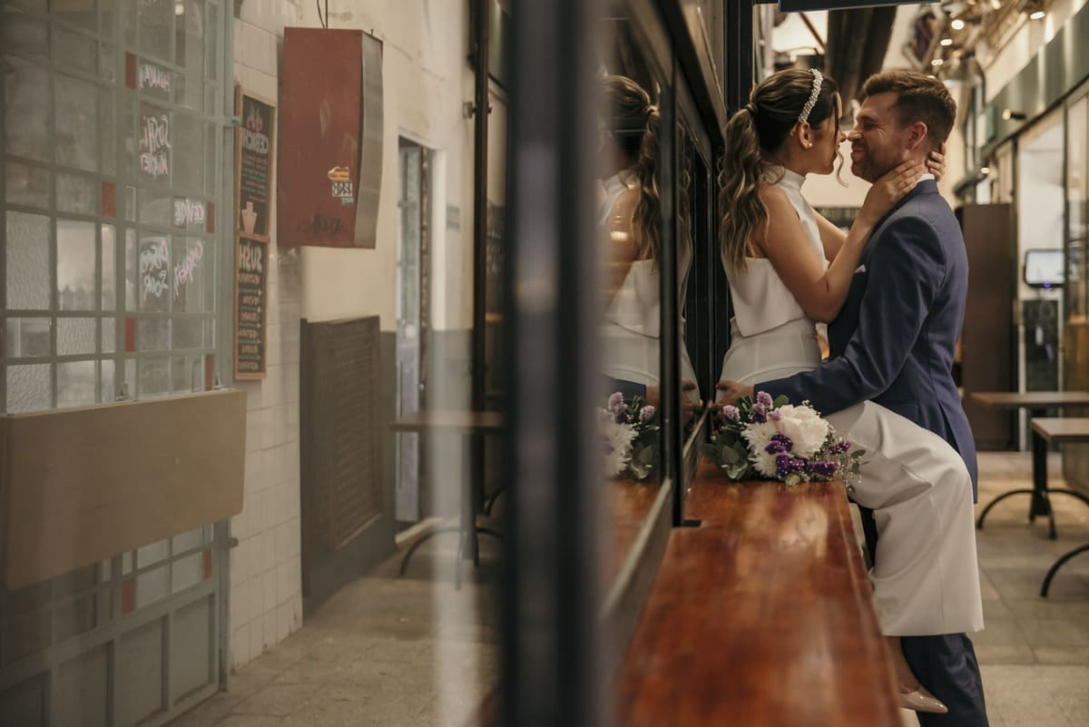 A Buenos Aires Micro Wedding - Livestreamed with Lovecast