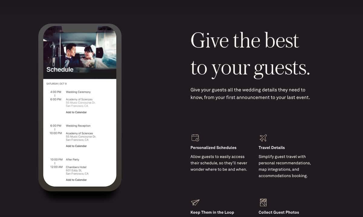 Joy guest app