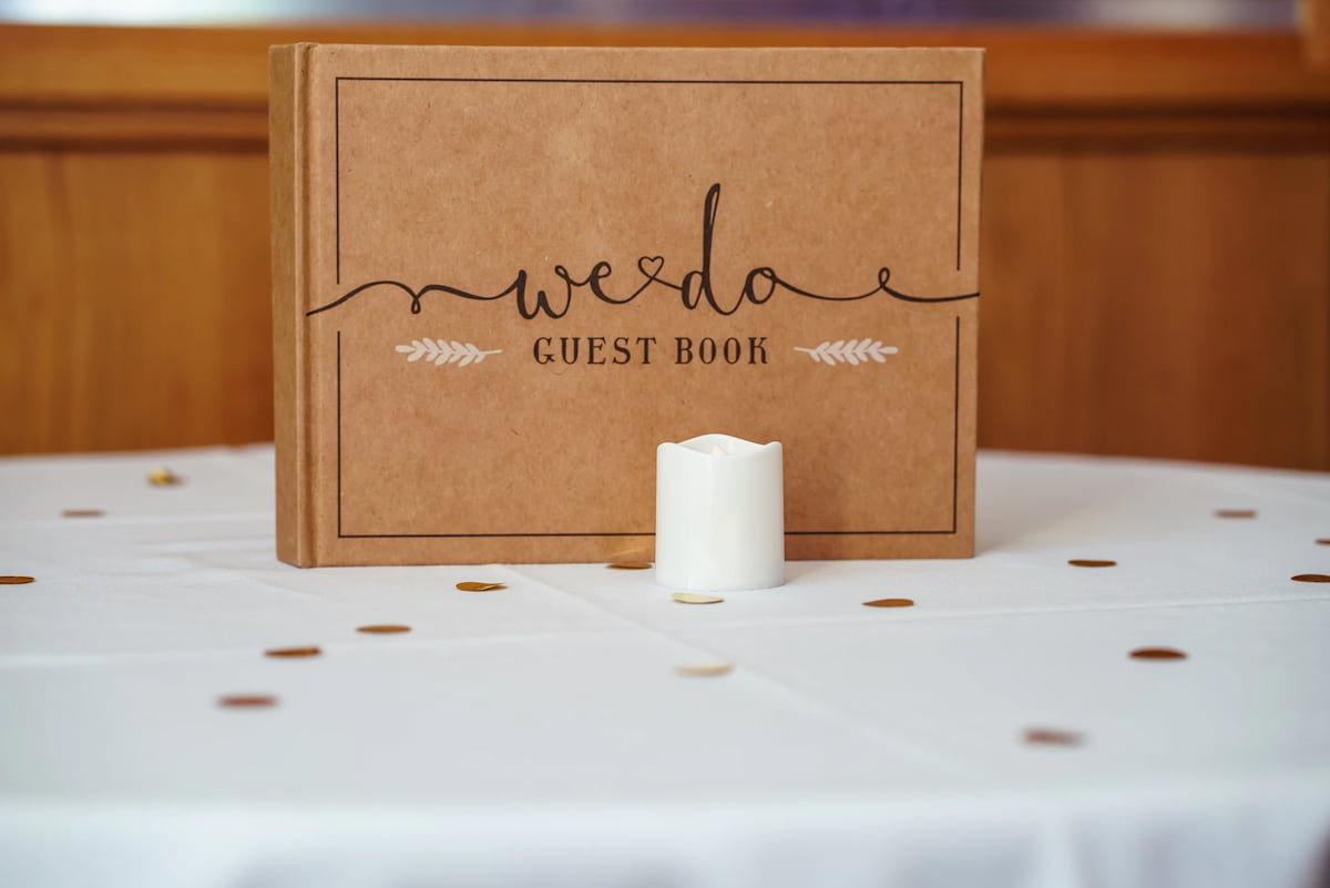 13 Wedding Guest Book Ideas for Every Kind ofCouple